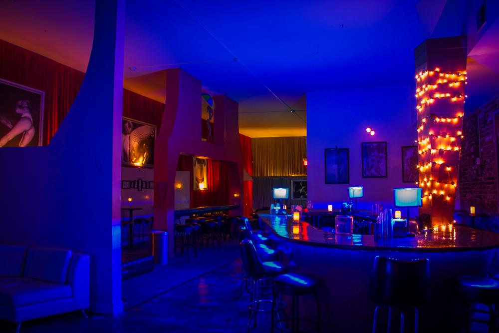 Lounge and Dance Floor