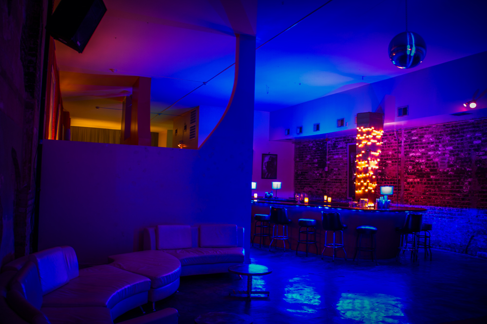 Lounge and Dance Floor