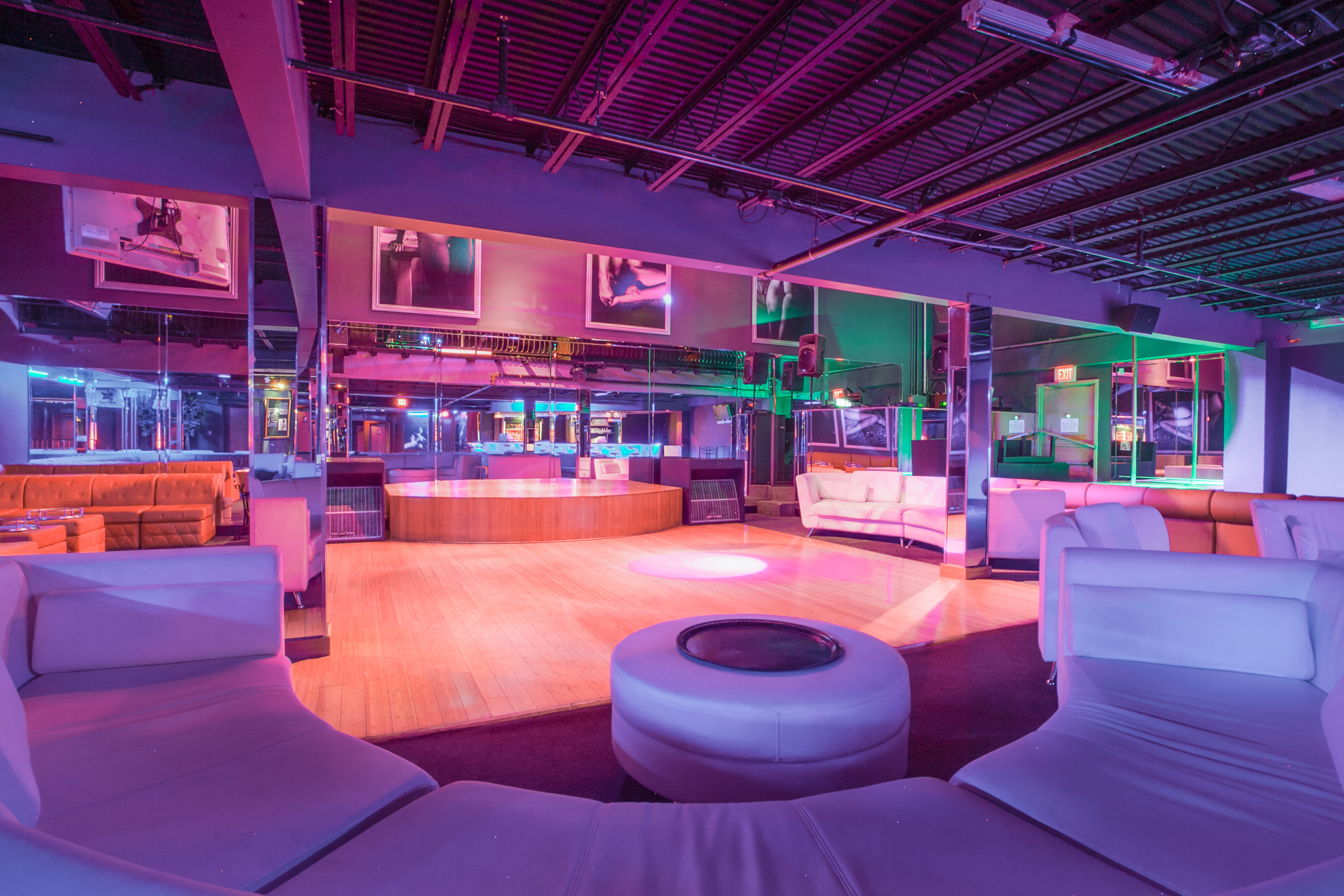 Main Dance Floor